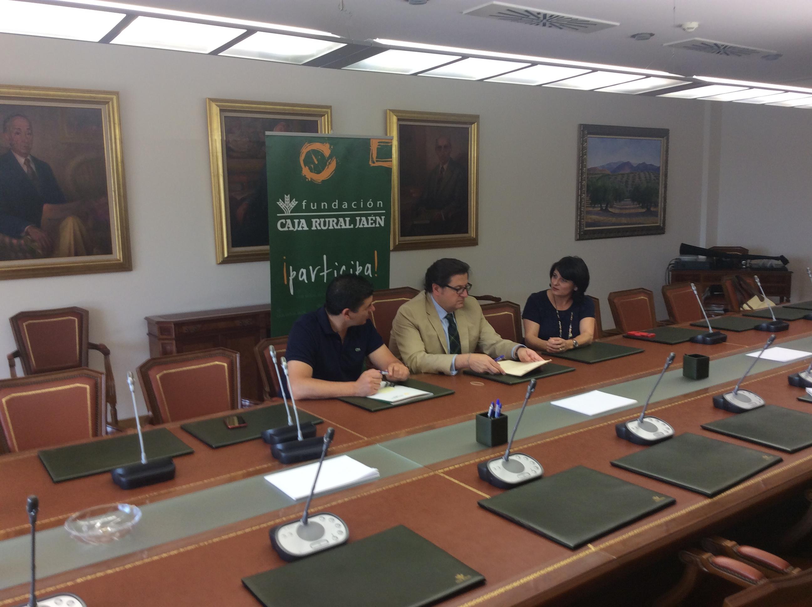 Asesoramiento fundaci n caja rural de ja n for Convenio ingenierias y oficinas tecnicas 2016