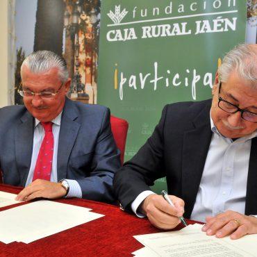 Firma de convenio con la Fundación Andrés Segovia