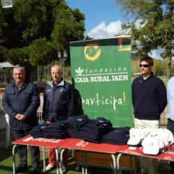 Firma de convenio con el Club de Golf La Garza