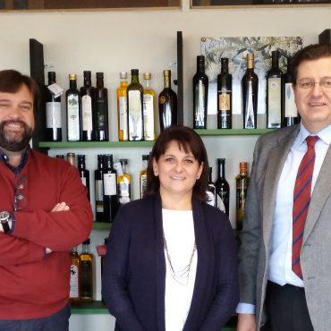Firma de convenio de colaboración con Infaoliva Jaén