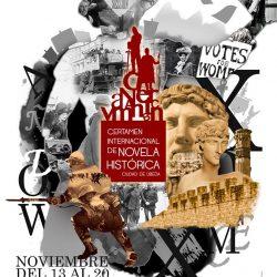 "Certamen Internacional de Novela Histórica ""Ciudad de Úbeda"""