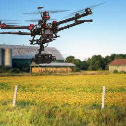Agricultura de Precisión en el Olivar con Drones