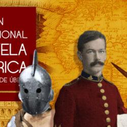 """Programación Literaria del VIII Certamen Internacional de Novela Histórica """"Ciudad de Úbeda"""""""