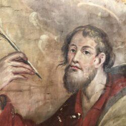 Parroquia de San Pedro y San Pablo de la localidad de Ibros