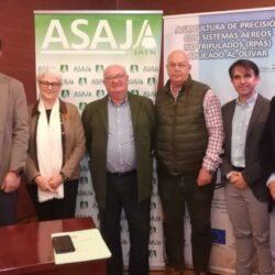 Importancia de la aplicación de las nuevas tecnologías al olivar