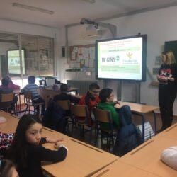 Formación Aula para Escolares en Olivar y Aceite de Oliva