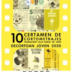 "X Certamen de Cortometrajes ""DecortoánJoven"""