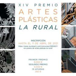 Relación de autores seleccionados para la segunda fase del  XIV Premio de Artes Plásticas La Rural