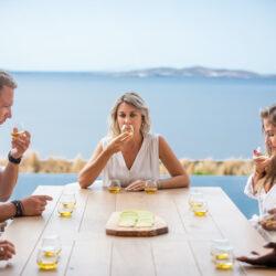 Mykonos, un paraíso del AOVE