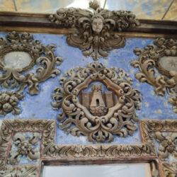 2º Fase, Restauración Camarín Virgen de la Encina. Baños de la Encina. Jaén
