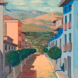 ESPACIO LA RURAL RAFAEL ZABALETA Calle de don Pedro