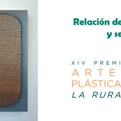 Relación de autores premiados y seleccionados en el  XIV Premio de Artes Plásticas La Rural