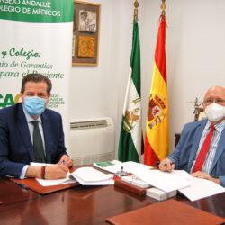 El Consejo Andaluz de Colegios de Médicos premia un trabajo de investigación sobre los efectos del COVID-19 en personas mayores