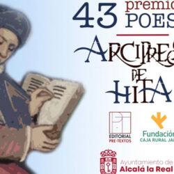 """43º Premio de Poesía """"Arcipreste de Hita"""""""