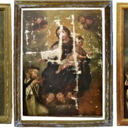 Espacio La Rural – Restauración Virgen del Rosario