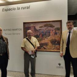 ESPACIO LA RURAL RUFINO MARTOS Paisaje Serrano